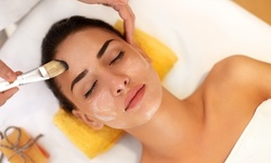 One or Two Vitamin-C Facials with Hand and Feet Scrub at Harmony Day Spa (Up to 56% Off)