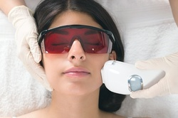 $159 For 6 Laser Hair Treatments - Choose 1 From Lip, Chin Or Bikini Area (Reg. $400)