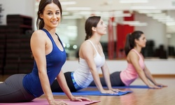 $19.99 for 30-Class Yoga and Fitness Pass from Yoga & Fitness Passport  ($300 Value)