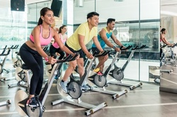 Up to 44% Off on Spinning at Leap fitness center