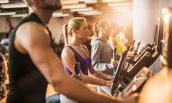 $22 for $40 Worth of Services at Hurricanes Fitness
