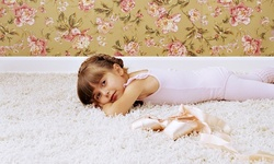 Carpet Cleaning from Super Duper Carpet & Duct Cleaning (Up to 52% Off). Four Options.