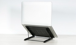 iMounTEK Adjustable Angle & Anti-Slip Ventilated Mesh Laptop Stand