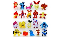 $9 for 24 Pokemon Minifigures from Trading Card Games ($24.99 Value)