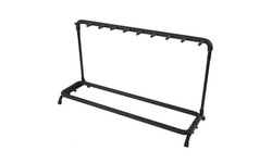 Glarry 9-Slot Guitar Holder Rack Stand Black