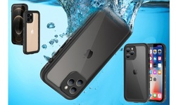 RedPepper Waterproof Case Full Coverage Shockproof Case For iPhone 12/12 Pro