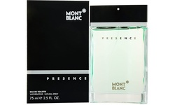 Mont Blanc Presence EDT 2.5 Oz Men's