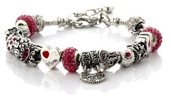 One Mother's Love Charms Bracelet from Novadab (76% Off)