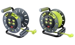 Masterplug Extension Cord Reel. Multiple Sizes Available.