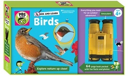 PBS KIDS Look And Learn Birds Kit