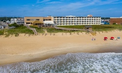 Stay at Ramada Plaza by Wyndham Nags Head Oceanfront in Kill Devil Hills, NC