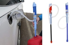 Portable Battery-Powered Electric Water Pump Liquid Gas Oil Transfer