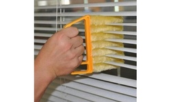 Durable Mini-Blind Window Dust Brusher Washable Brush Tool Home Kitchen Cleaner