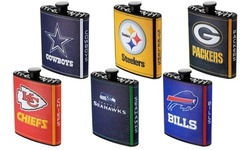 NFL Hip Flask with Funnel (7 oz.)