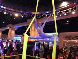 Up to 10% Off on Aerial Fitness at Pittsburgh Aerial Silk