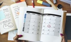 Up to 34% Off on Planner / Calendar (Retail) at Wig And Extensions Room LLC