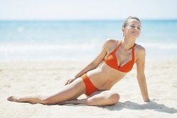 Standard or Maintanance Brazilian Sugaring Treatment at Sugaring and Lashes Studio (Up to 40% Off)