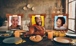 Free Family Thanksgiving Stand-Ins –– Printable Relatives to Fill Your Dinner Table (Family Arguments Not Included)