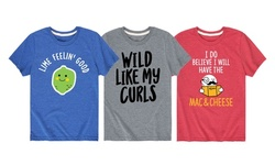 Instant Message: Kids Top Seller Graphic Tees