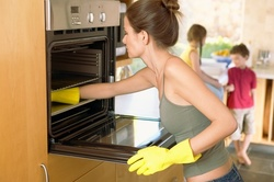 Up to 40% Off on Oven Cleaning at Tidy and shine cleaning services