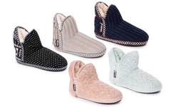 Muk Luks Women's Adriana Slippers (up to size 11-12) - Groupon Exclusive