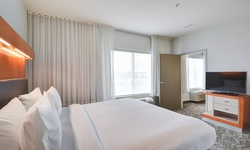 Stay at SpringHill Suites by Marriott Shreveport-Bossier City/Louisiana Downs