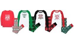 Nap Chat: Naughty Brother and Sister Christmas Pajama Sets