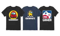 Instant Message: Sorry For What I Said While Gaming Kids Video Game Tees
