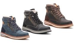 Reserved Footwear Men's Gordon Fur Lined Boot