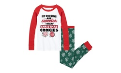 You Serious Clark? Kid's Christmas Pajama Sets