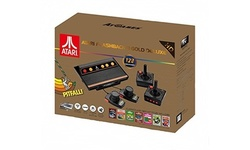 Atari Flashback 8 Gold Deluxe HD Console Refurbished Grade A