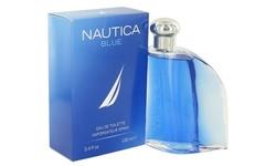 Nautica Blue Eau de Toilette for Men (3.4 Fl. Oz.)