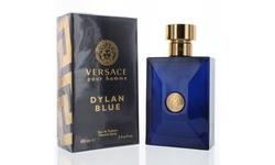 Dylan Blue By Versace 3.4 Oz Eau De Toilette Spray New In Box For Men