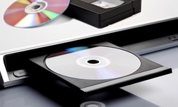 Five Tape-to-DVD Transfers at Keepsake Creations (Up to 48% Off)