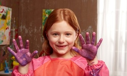 Admission for One, Two, Three, or Four Children to Creative Splash of Color (Up to 39% Off)