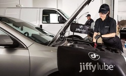 Oil Change with Tire Rotation for One Vehicle at Jiffy Lube (Up to 49% Off). Three Options Available.