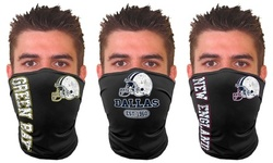 Unisex Football Home Team and Game Day Neck Gaiter