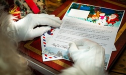 Personalized Letter from Santa with Optional Add-Ons from Santa Letter Direct (Up to 50% Off). Three Options.