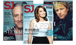 """One- or Two-Year Subscription to """"SJ Magazine"""" (Up to 65% Off)"""