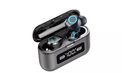 2020 Wireless Earbuds, Bluetooth 5.0 True Wireless Built-in Mic TWS Headphones