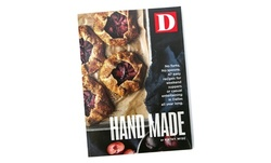 Up to 59% Off on Hand Made Cookbook and D Magazine Subscription