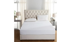 Bed Bug Dust Mite with Waterproof Mattress Protector 1-Pack