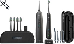 Mouth Armor Sonic Toothbrush and Cordless Water Flosser Bundle