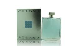 Chrome By Azzaro 6.8 Oz Edt Spray New In Box For Men