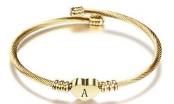 Up to 79% Off on Customizable Bracelets at Mamfza
