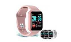 Best Seller Waterproof Smart Watch Heart Rate Tracker Fitness Wristband