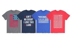 Instant Message: Proud American Papa Tees