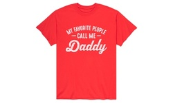 Instant Message: Funny Father's Day Dad Tees