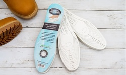 Memory Foam Ultra Comfort Pressure Relief Insoles (3-, 6-, 9-Pack)