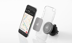 Pro Magnetic Strength 360 degree Cell Phone Car Vent Mount for Smartphones
